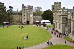 Warwick Castle (johnbray69) Tags: warwick warwickshire castle instameet igersbirmingham