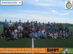VII Copa Federación Fase* Prebenjamín J5