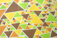Triangulate (AkiraleShiba) Tags: original fabric tissu printedfabric spoonflower tissuimprim boeingbleu