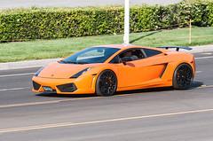 Ensayne Gallardo (SBGrad) Tags: auto car nikon automobile nikkor lamborghini irvine gallardo alr 2013 80200mmf28dafs carsandcoffee d300s heffnerperformance ensayne