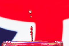 Union Jack002 (Terry Pearce2013) Tags: art water photography droplets framed wallart drop fluid splash liquid highspeed fluidart framedwallart proimagephotography
