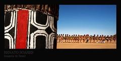 Aldeia Afukuri dos índios Kuikuro (www.renatosoares.com.br) Tags: xingu matogrosso antropologia índios etnologia etnias kuarup karib kuikuro vilasbôas