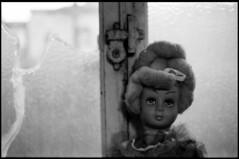 Phantoms (Giorgio Verdiani) Tags: old art abandoned film window architecture backlight rollei liberty 50mm li blackwhite doll dolls decay olympus retro finestra abandon tuscany baths af toscana livorno zuiko architettura lr 100asa biancoenero controluce bambole bambola terme vecchia 100iso noveau corallo pellicola abbandono abbandonato vecchie 24x36 degrado om707 om77