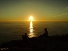 Pontevedra, España. Cabo de Home. (Caty V. mazarias antoranz) Tags: españa spain galicia cielos atardeceres pontevedra evenings anocheceres islascíes porlanoche porlatarde ofacho