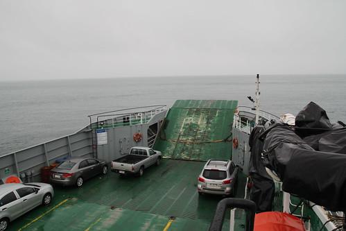 Transbordador a Chacao