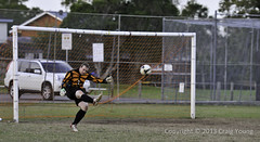 Young_CSY_7985 (youngie11) Tags: pen football aa12 gladesvillehornsbyfootballassociation eppingeastwoodfootballclub eewfc eppingeastwood eppingeastwoodtigers season2013 allage12 pennanthillsfootballclub