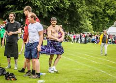 Davey gives a twrill ! (FotoFling Scotland) Tags: socks tattoo scotland kilt fife barechested scottish event wrestlers ceres michaelphillips 2013 davidblair cereshighlandgames scottjohnmelia scottmellia