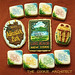 """Adirondack Vacation,"" decorated cookies. Artist: Rebecca Weld, aka The Cookie Architect, Potsdam NY."