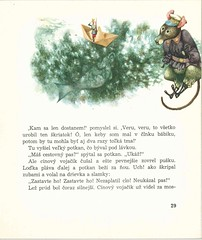 Hans Christian Andersen: Statočný cínový vojačik / The Steadfast Tin Soldier (josefskrhola) Tags: hans christian bratislava andersen 1963 albín brunovský statočný cínový vojačik