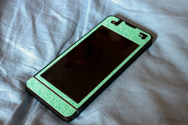 AquaGreen Xperia