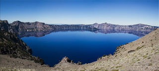 Crater Lake - The Bluest Blue