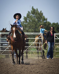 Kids' Rodeo (Sam Stukel) Tags: cowboy pony rodeo cowgirl horseback littlecowboy kidsrodeo