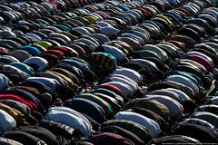 Eid al-Fitr 2013 in Moscow (varlamov) Tags: people holiday russia moscow islam prayer muslims eidalfitr