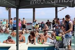 IMG_4980 (Dave Meek Photo) Tags: galveston beach basketball texas dancers contest seawall bikini bikinicontest danceteam nbadleague floatbar lonestarstrikersdancers
