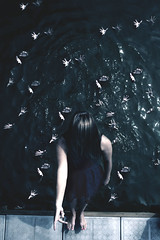 Sea of a Thousand Souls (Christopher Marrs) Tags: lake art water dark death hands underwater surrealism fear fineart fine spooky scared conceptual darkwater scare sorrow drowning phobia fineartphotography conceptualphotography aquaphobia phonia alerow