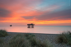 Sizewell Dawn (Deviant Light) Tags: longexposure b beach station sunrise dawn suffolk nikon power towers platform nuclear east pump northsea inlet outlet d800 anglia cooling sizewell a leefilters tamronspaf1735284dildasphericalif