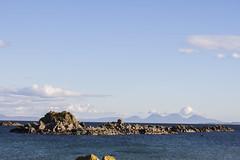 Uisken and Jura (Ruaridh Cameron) Tags: ocean blue sea water islands bay scotland highlands jura mull hebrides uisken