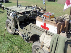 "Willys MB Ambulance Jeep (10) • <a style=""font-size:0.8em;"" href=""http://www.flickr.com/photos/81723459@N04/9850970375/"" target=""_blank"">View on Flickr</a>"