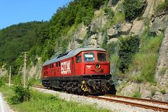 Cargo 07 (Krali Mirko) Tags: train diesel railway bulgaria locomotive 07 ludmilla lugansk  bdz    07061