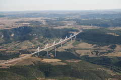 Millau Viaduct (R. Collins) Tags: canon millau southfrance millauviaduct 400d