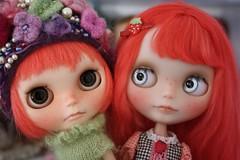 Quincy Meeting Her Custom Sisters