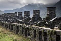 The barracks (Keartona) Tags: wales buildings slate llanberis snowdonia barracks anglesey padarn quarries dinorwig