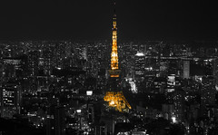 Tokyo Tower (Jacky Lee1) Tags: tower night canon tokyo g1x