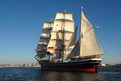 Star of India 150th Anniversary Sail (Port of San Diego) Tags: history maritime starofindiasandiegomaritimemuseumofsandiegotallshipsailing
