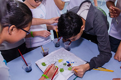Bowen Student Council OLJ to Kota Tinggi (Jake Wang) Tags: school sea over journey bowen learning secondary kampung sec sch kota homestay tinggi olj lukut