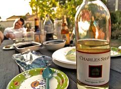 Two Buck Chuck (Saundi Wilson Photography) Tags: california losangeles picnic glendale wine traderjoes winebottle charlesshaw twobuckchuck