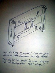 Sound Box Concept (jjldickinson) Tags: music art pen ink design sketch drawing electronicmusic montblanc sheaffer blueblack soundart skrip portamento wikigong casiogzonerock
