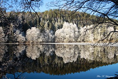 Nøklevann 1 (K. Haagestad) Tags: winter oslo frost nøklevann østmarka thephotographyblog