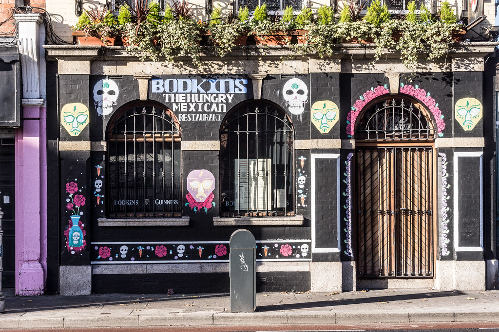 The Hungry Mexican - An Excellent Restaurant On Bolton Street