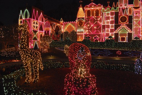 Small World Holiday Lights