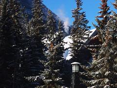Crisp Banff Morning (pokoroto) Tags: morning winter canada december crisp alberta banff 12    shiwasu  2013   jnigatsu priestsrun flickrandroidapp:filter=none 25