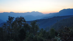 Nepal - Akrang Village - Sunset - 03 (asienman) Tags: nepal himalayamountains pokhara akrangvillage asienmanphotography