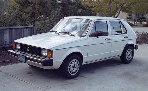 1982 VW Rabbit Diesel L