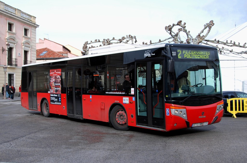 The world 39 s best photos of n270ub flickr hive mind for Autobuses alcala de henares