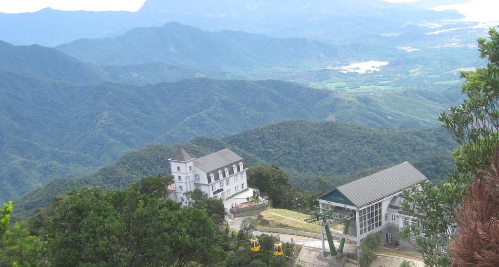From Top Of Ba Na Hills Da Nang, Vietnam by NguyenTrung, on Flickr
