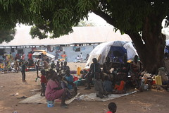 South Sudan refugees in Uganda January 2014 (EU Humanitarian Aid and Civil Protection) Tags: water southsudan echo eu health violence conflict ethnic humanitarian sanitation dinka ec europeancommission idps nuer