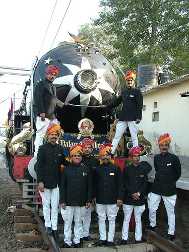 Palace On Wheels, the original Indian luxury train