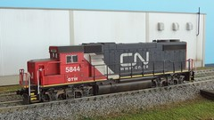 EMD GP38-2 GTW #5844 (Larry the Lens) Tags: