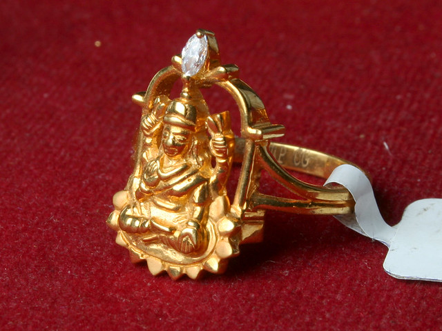 SREE ANNAI JEWELS Divine Touch Rings