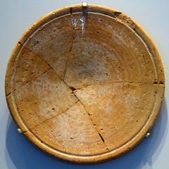 Offering bowl (1) (Nick in exsilio) Tags: archaeology ceramic israel jerusalem vessel pottery oldtestament hebrewbible pleiades:findspot=678059
