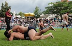 Traditional wrestling/ Greece Nigrita (d.mavro) Tags: shirtless man body wrestling greece wrestler serres athlet nigrita