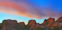 Last of the light (George Reader DC) Tags: mountains arches highdesert coloradoriver moab archesnationalpark americanwest desertlandscapes
