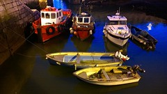 Boats in Cobh. (despod) Tags: email via