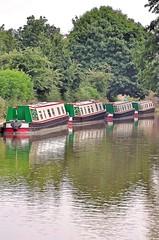 13730 (benbobjr) Tags: uk greatbritain england reflection english boat birmingham unitedkingdom britain gb warwick barge westmidlands narrowboat warwickshire grandunioncanal midlands warwickandnaptoncanal warwickandleamington birminghamroadbridge