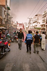 Back from the Brink - Pakistan Street