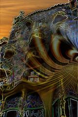 Casa Batll (Barcelona) (Jocarlo) Tags: barcelona street abstract art edificios ngc esculturas ciudades photowalk imagination monumentos abstracto modernismo texturas pueblos calles nationalgeographic escudos afotando flickraward sharingart magicalskies montajesfotogrficos photowalkmelilla crazygeniuses pwmelilla jocarlo architectureandcities flickrstruereflection1 magicalskiesmick soulocreativity1 flickrclickx adilmehmood